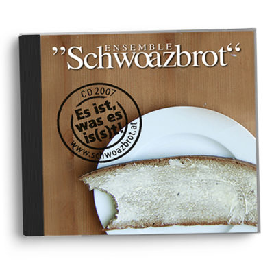 CD Cover Es ist was es isst