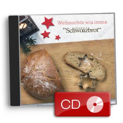 """Weihnochtn wia imma"" – CD"